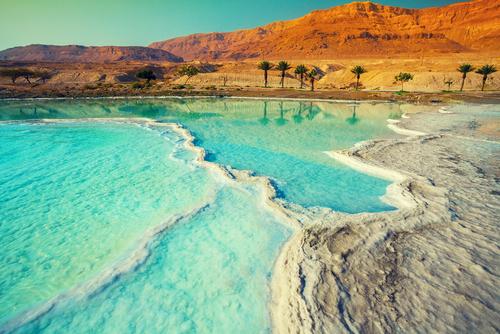 Dead sea spa resort